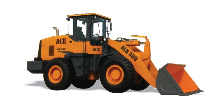 ACE ALN-300 Construction equipment