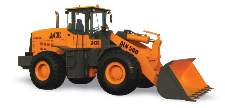 ACE ALN-500 Construction equipment
