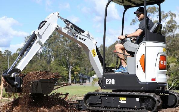 Bobcat E20 Mini Excavator Specifications