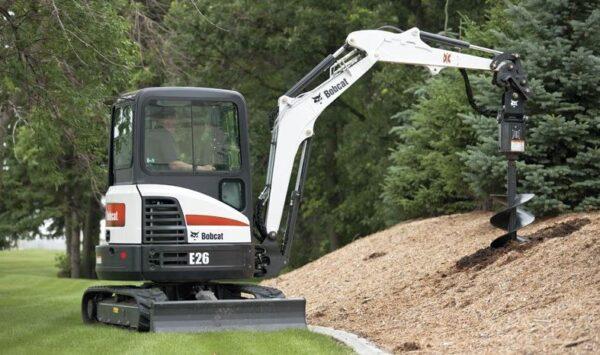 Bobcat E26 Mini Excavator Price