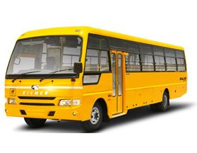 Eicher Skyline AC School Bus 34 & 41 Seater