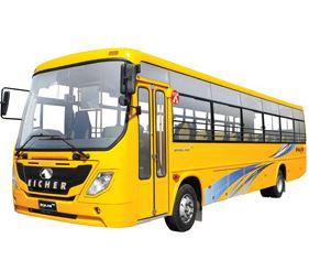 Eicher Skyline Pro 3008 School Bus 62 Seater