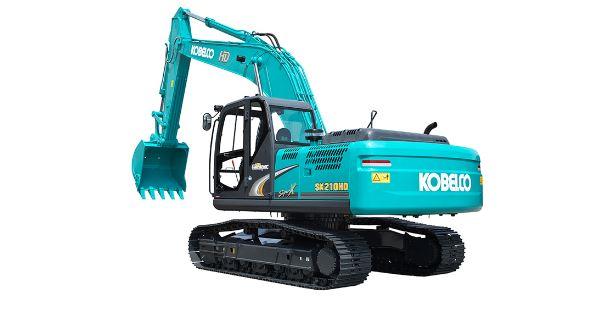 KobelcoExcavator SK210HD Price in India