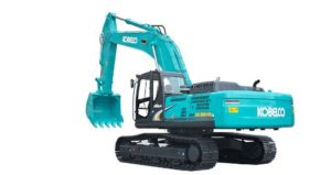 Kobelco Excavator SK380HDLC Price in India