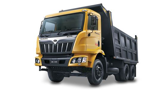 Mahindra Blazo25 BSIV Tipper & Transit Mixer