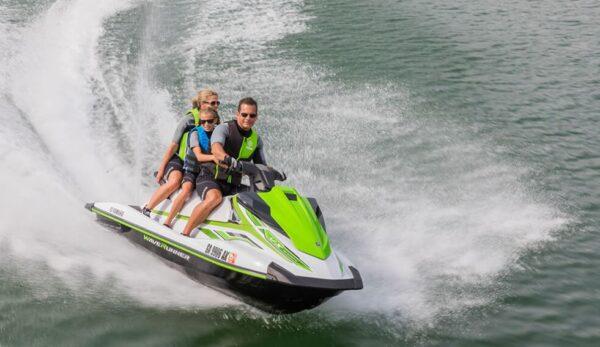 Yamaha VX Jet Ski Overview