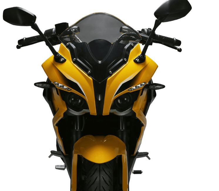 bajaj pulsar rs 200 Bike 17