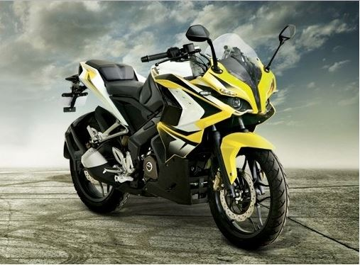 bajaj pulsar rs 200 Bike 6