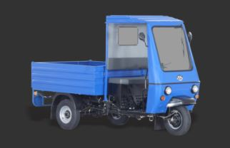 Atul Shakti Pickup Van Standard Price in India