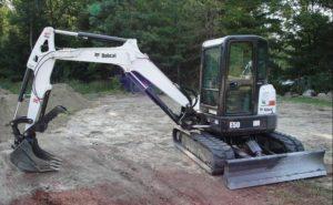 Bobcat E50 Mini Excavator Price