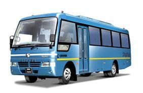 Eicher Skyline Limo 18 Seater Push Back Tourist Bus