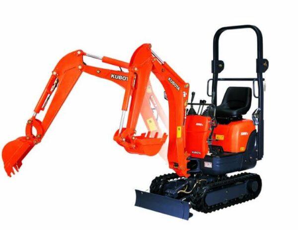 Kubota K008-3 Mini Excavator price