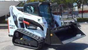 Bobcat T590 Compact Track Loader Specifications