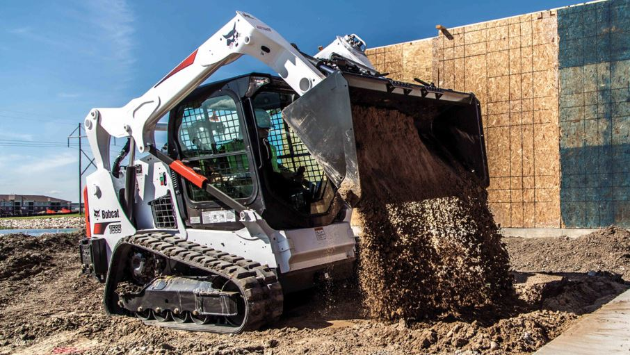 Bobcat T595 Compact Track Loader Overview