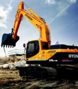 Hyundai R220LC-9 price in india