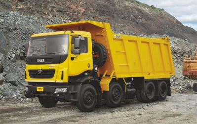 TATA Prima LX 3123.K Tipper price in India
