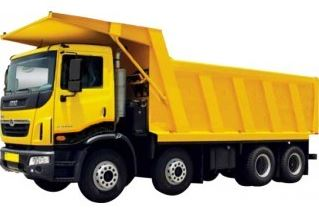 TATA Prima LX 3128.K Tipper price in India