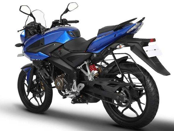 Bajaj Pulsar AS 200 price list in India