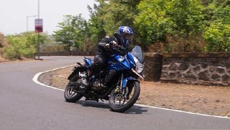 Bajaj Pulsar AS150 bike Mileage