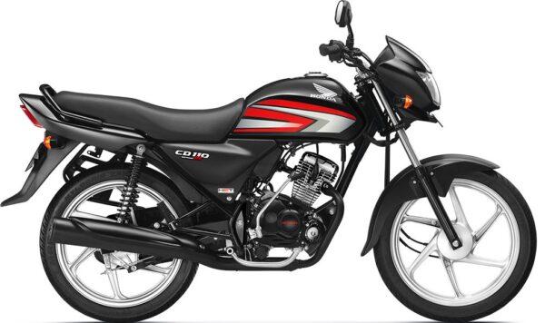 HONDA CD 110 Dream DX Bike color 1
