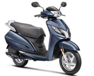 Honda Activa 125 scooter mileage