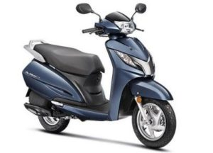 Honda Activa 125 DLX scooter mileage