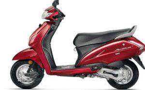 Honda Activa 4g scooter mileage