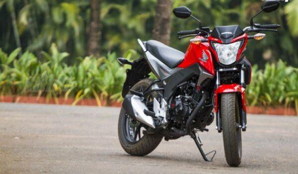 Honda CB Hornet 160R downpayment