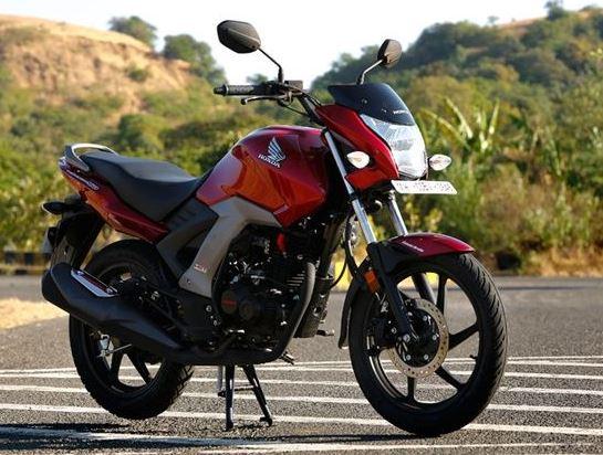 Honda CB Unicorn 160 mileage per liter