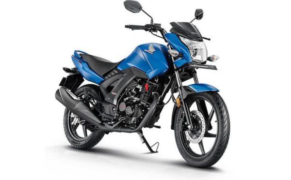 Honda CB Unicorn 160 features