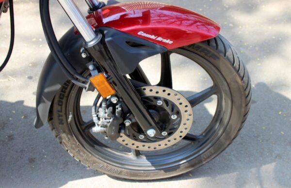 Honda CB Unicorn 160 brakes