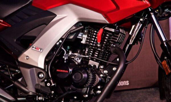 Honda CB Unicorn 160 engine