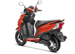 Honda Grazia Scooter Price in India
