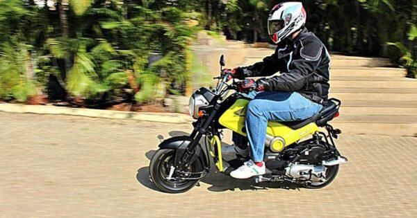 Honda Navi mileage per liter