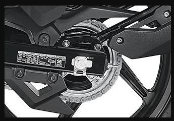 Honda X blade chain