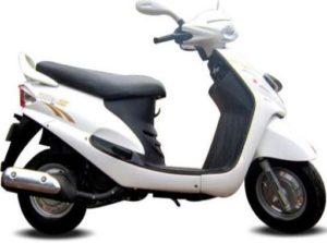 Mahindra Rodeo UZO 125 scooter mileage