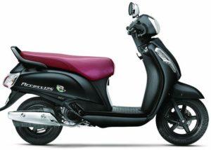 Suzuki Access Special Edition scooter mileage