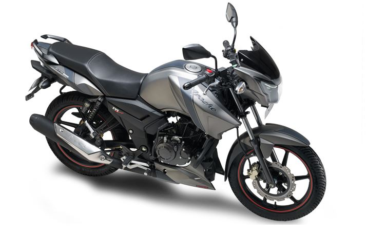 TVS Apache RTR 160 features