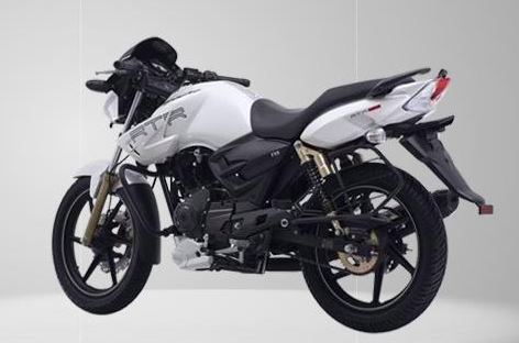 TVS Apache RTR 180 specifications
