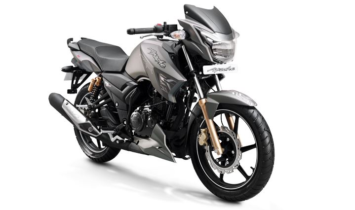 TVS Apache RTR 180 key features