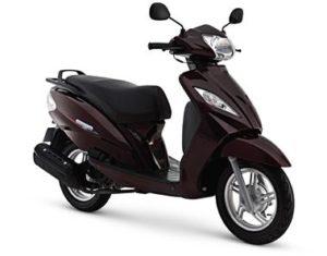 TVS Wego Drum scooter mileage