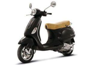 Vespa LX 125 scooter mileage