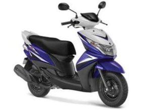 Yamaha Ray Z scooter mileage