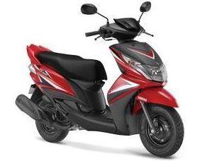 Yamaha Ray scooter mileage