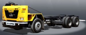 AMW 2516 HL cowlHeavy Duty Truck price in India