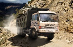 AMW2518 TP with BC suspension Tipper price in India