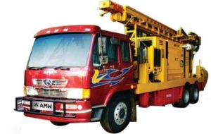 AMW2518 drilling rig Price in India