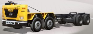 AMW3116 HL cowlHeavy Duty Truck price in India