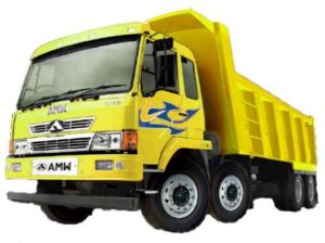 AMW 3118 TP Tipper price in India