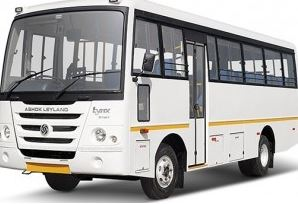 Ashok Leyland Smart 4200 - 30 PLUS DRIVER STD 2x2 Staff Bus BS4 price